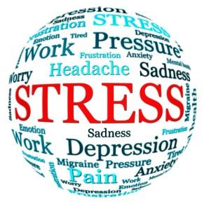 Symptoms of Stress - Ball