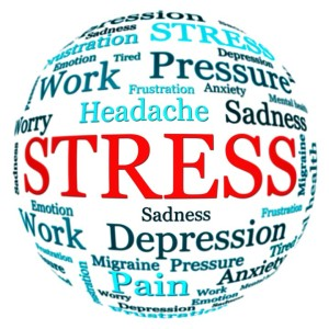Symptoms of Stress - Ball