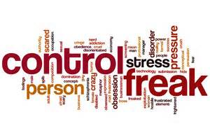 Control freak words