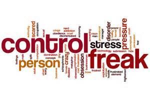 Control freak words