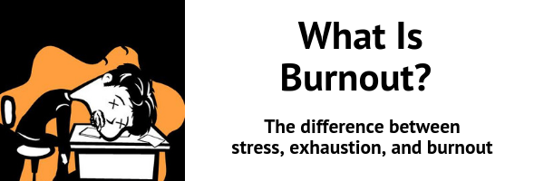teachable logo - what is burnout