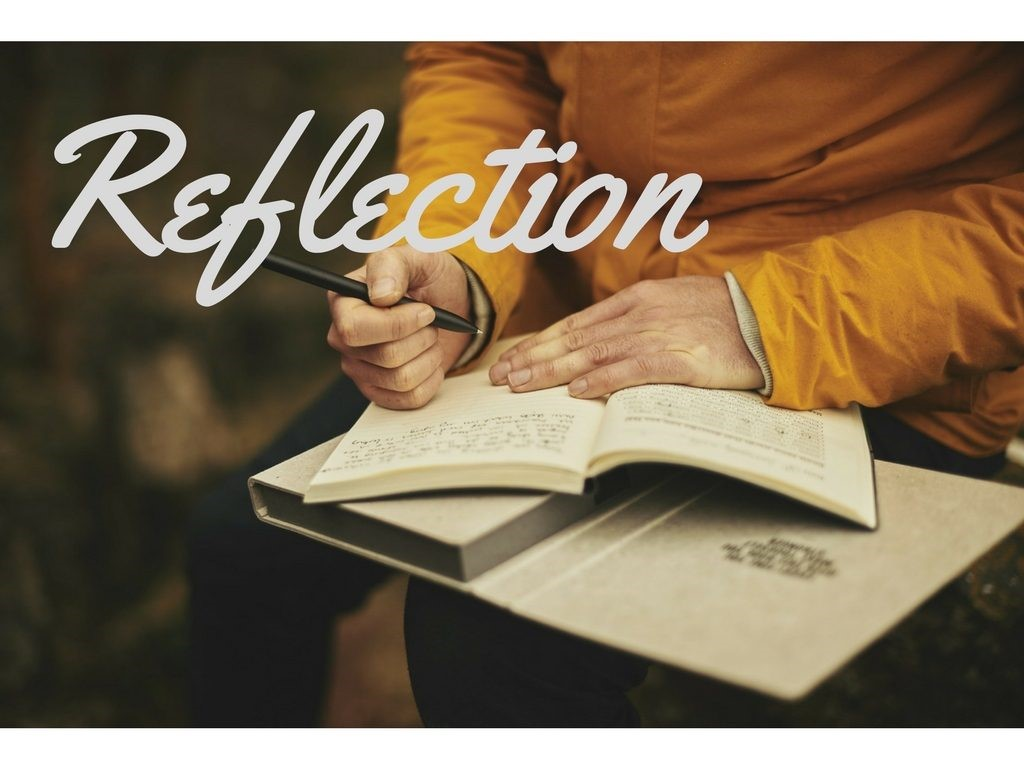 Reflection writing